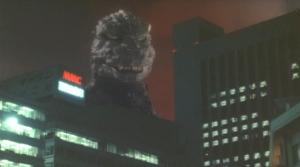 1984 ゴジラ サイズ変