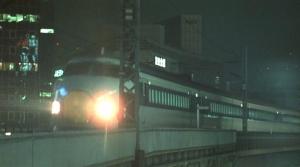 1984 ゴジラ 新幹線!