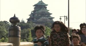 vsビオランテ エキストラ・大阪城