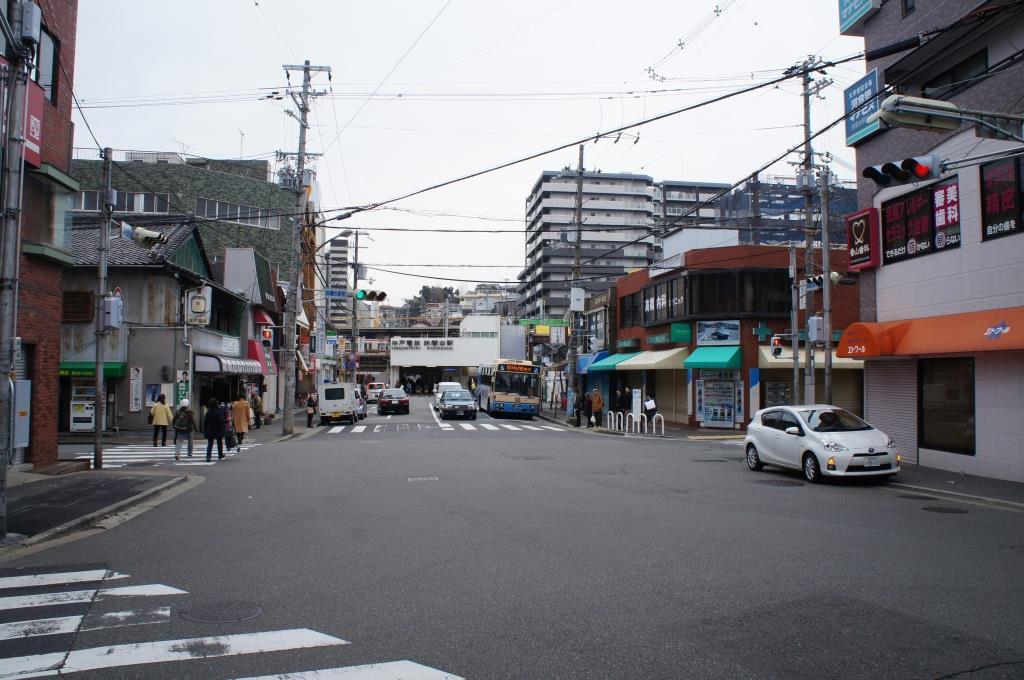 鈴蘭台駅駅前再開発事業20170305002