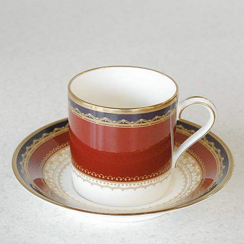a [ノリタケ] カップ&ソーサーa