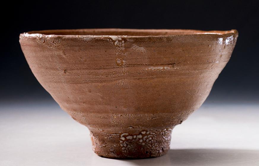 zko 西岡小十 唐津 井戸茶碗 上手 w15.5 h8.5 cm 324000inst