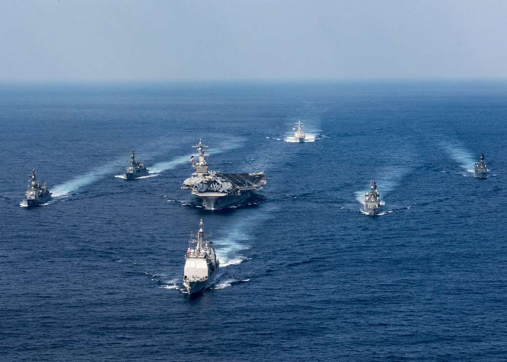 zzz 米海軍空母配備