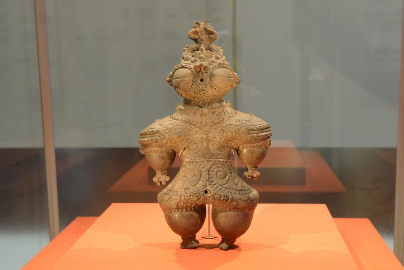 x h 「土偶」 東京国立博物館