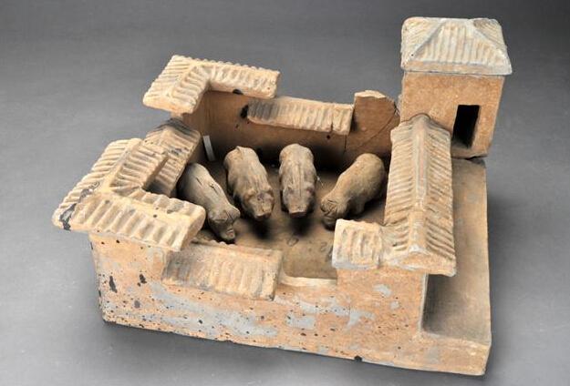 x m 古代中国の明器a