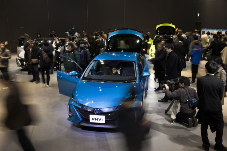 Why Toyota Only Sold One Prius in China Last December Bloomberg