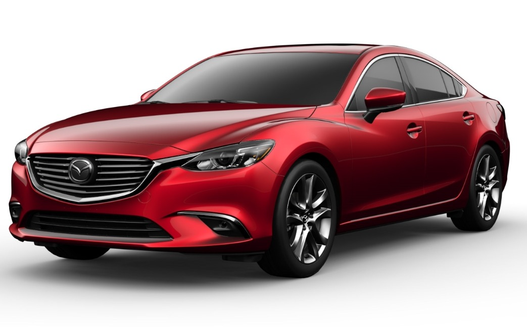 2017 Mazda 6 Sports Sedan – Mid Size Cars Mazda USA
