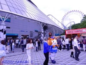 東京ドームシティで、ぼくとあくしゅ!
