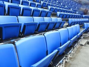 これが、跳ね上げ式座席。