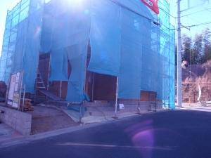 川崎市麻生区王禅寺のご新築外構工事 :エクステリア横浜(神奈川県・東京都の外構工事専門店)