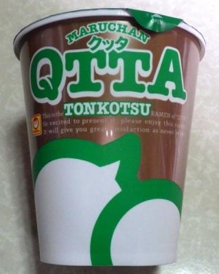 3/27発売 QTTA TONKOTSUラーメン