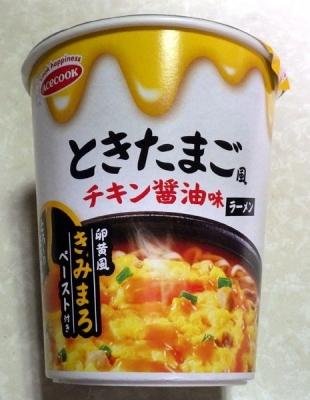 4/24発売 ときたまご風 チキン醤油味ラーメン