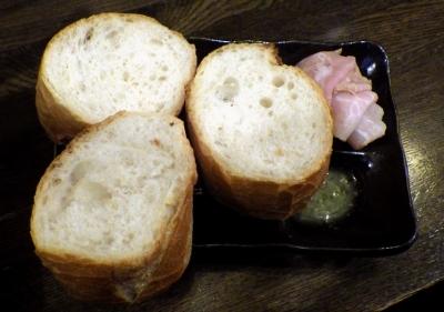 綿麺 フライデーナイト Part123 (17/2/10) ブヒィ!ヤベース(パン&生ハム)