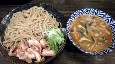 綿麺 フライデーナイト Part125 (17/3/10) 特製辛味噌☆豚骨つけ麺