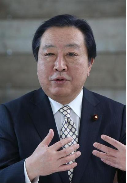 市民連合イベント参加の野田幹事長