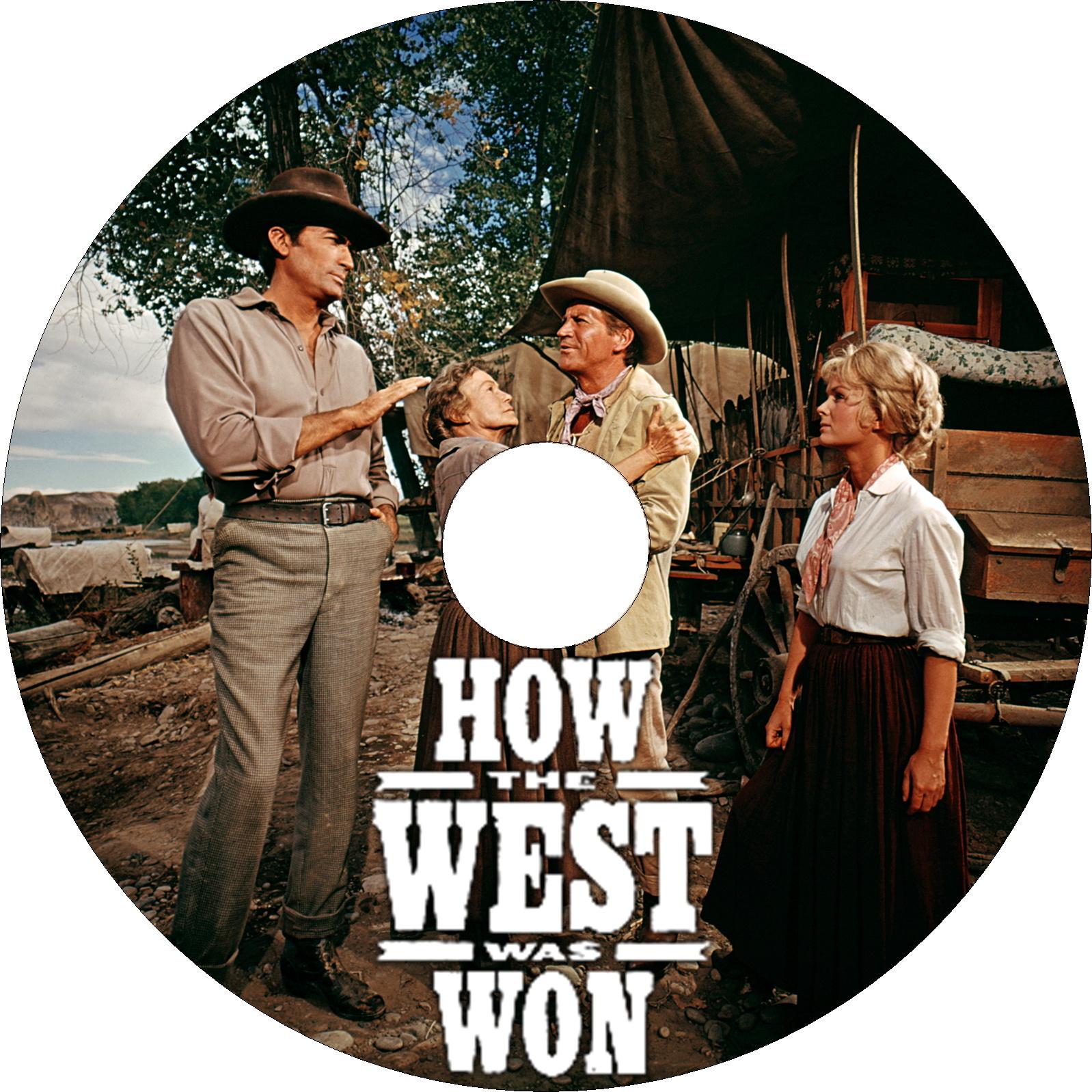 西部開拓史 ラベル