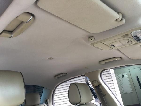 天井張替え ジャガー XJ8
