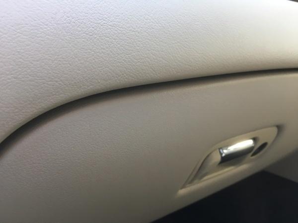 グローブボックス 塗装剥がれ補修 ジャガーXタイプ