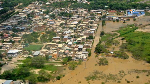 base_imageAsí luce Piura tras las inundaciones de hace dos días