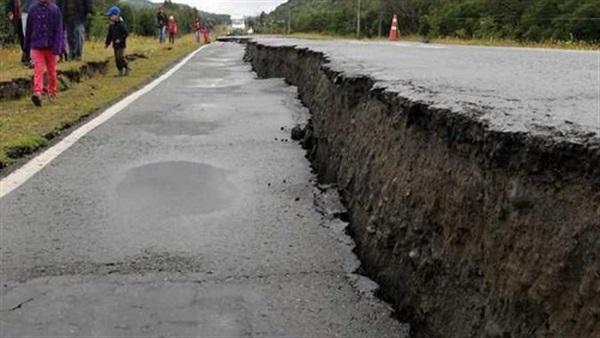216زلزال بقوة 5 درجات يضرب بوتسوانا