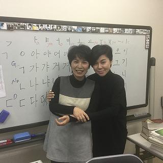 s-教室韓国語