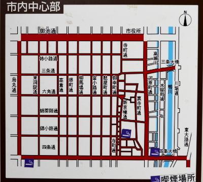 通り名マップ