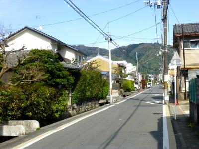 松ヶ崎街道