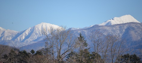 12・ハー・雪山