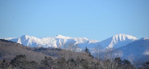 1・冷・美しい山
