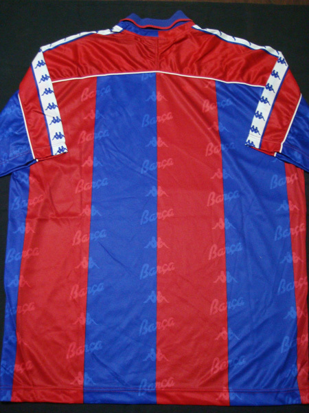 93/95 FC BARCELONA (H)