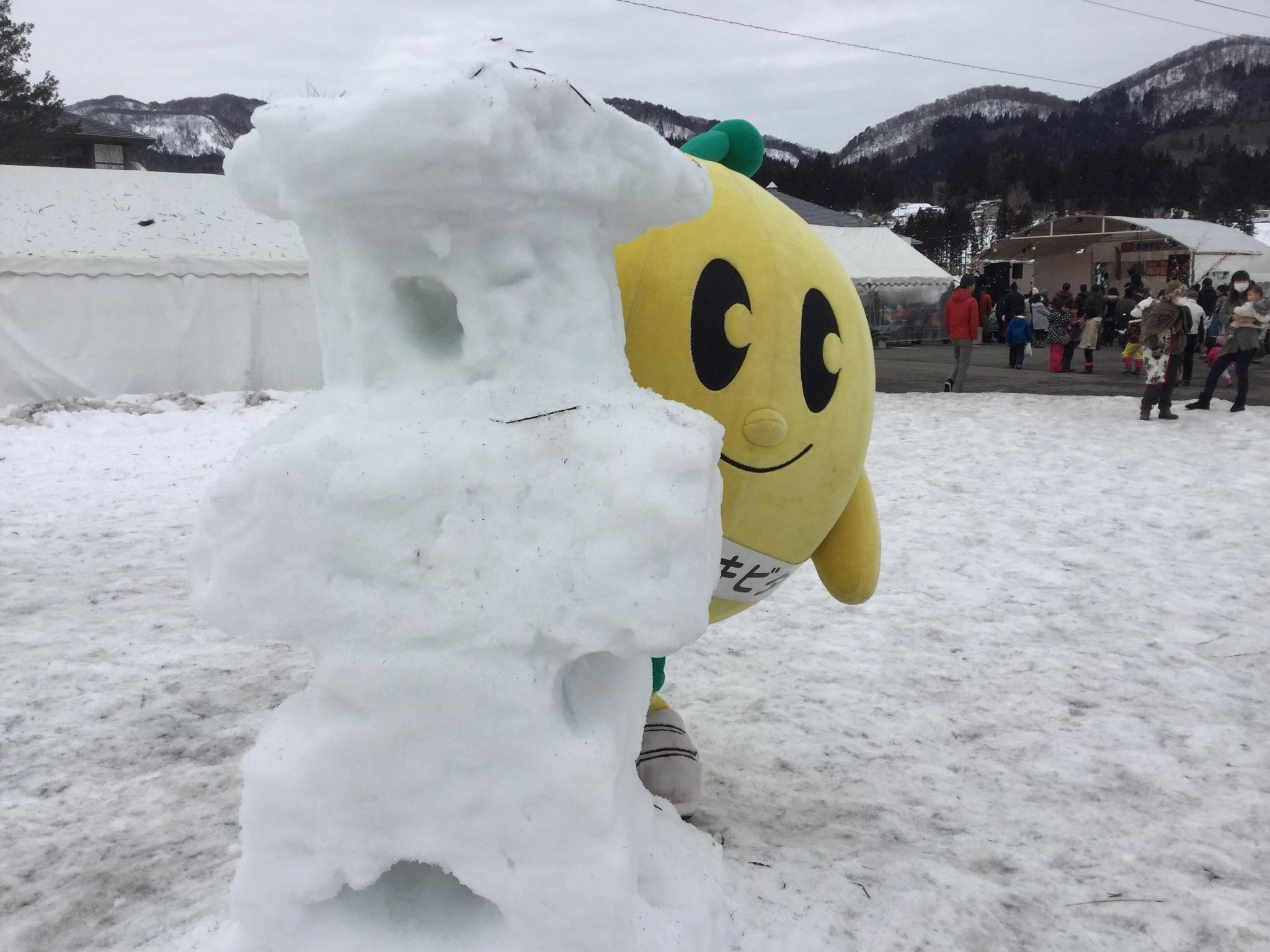 キビタン冬の活動日記~2月前半の巻~6