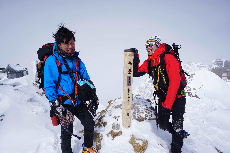 20170303山頂にて男泣き