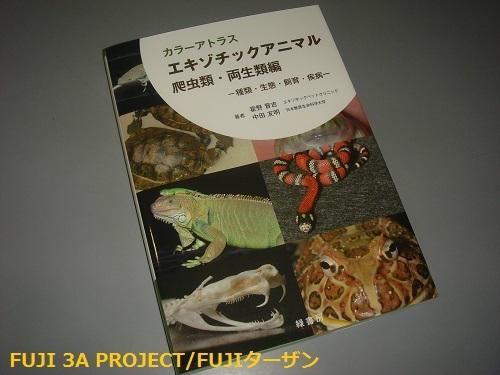 カラーアトラスエキゾティックアニマル爬虫類両生類