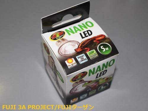 ナノLED