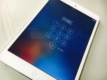iPadminiバッテリー交換