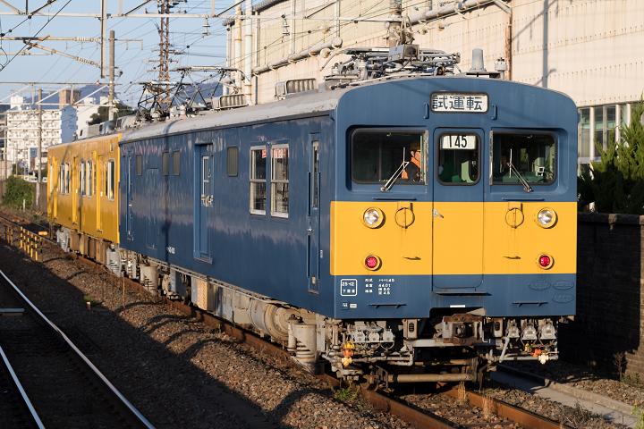 クモヤ145-737s