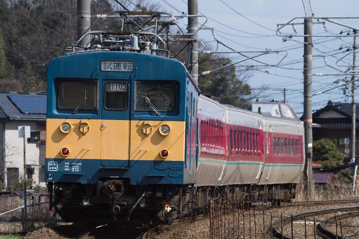 クモヤ145-742s
