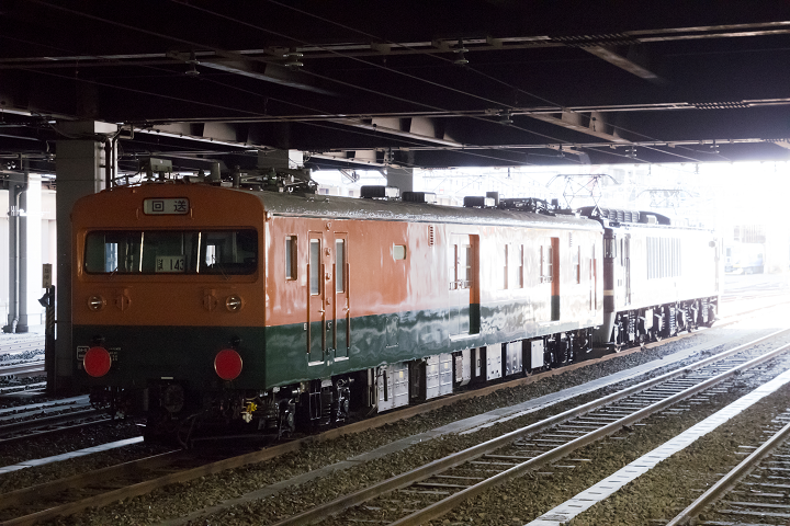 クモヤ143-303s
