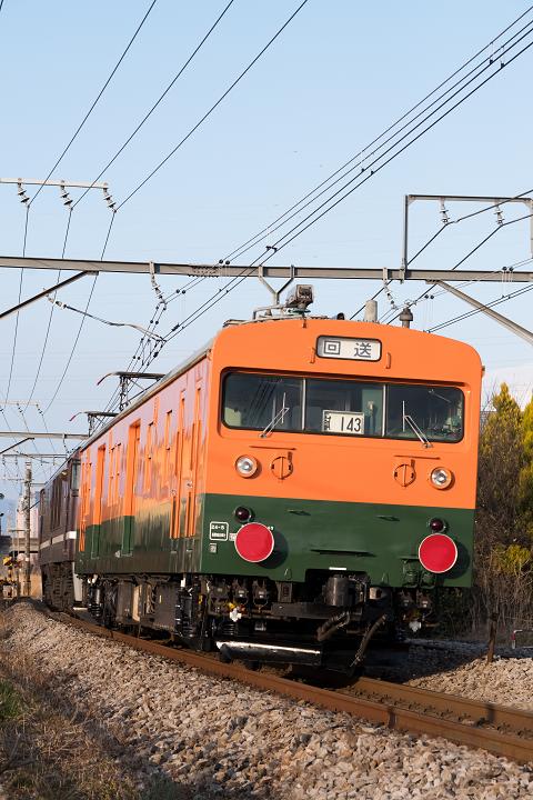 クモヤ143-306s
