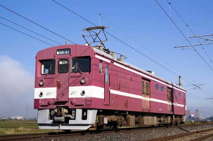 クモヤ743-1(蔵王~山形)s
