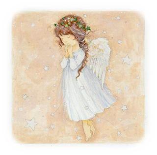 祈る天使ちゃん