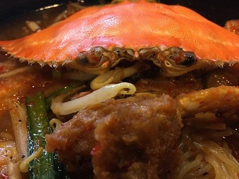 蟹入り辛子1