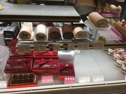 堂島ロールケーキ