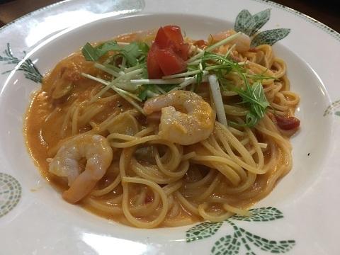 トマトスープスパゲティー