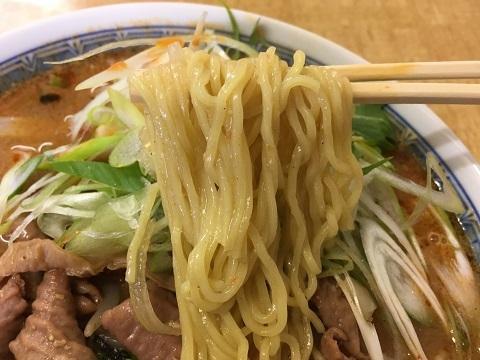 味噌ねぎ麺