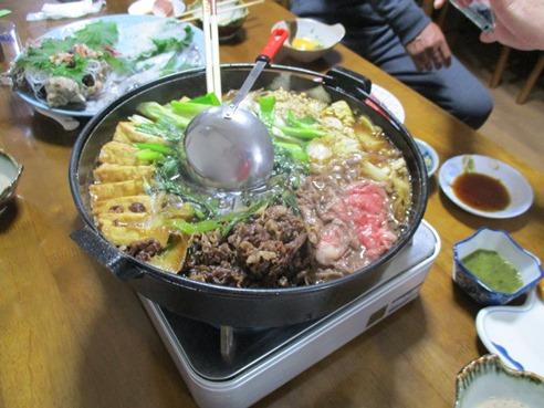 壱岐牛すき焼き2