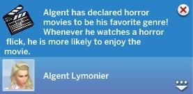 好きな映画なんてあったのですか
