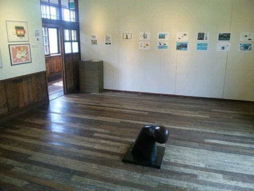 第2回 絵の葉の童画展 2015-6-17.jpg