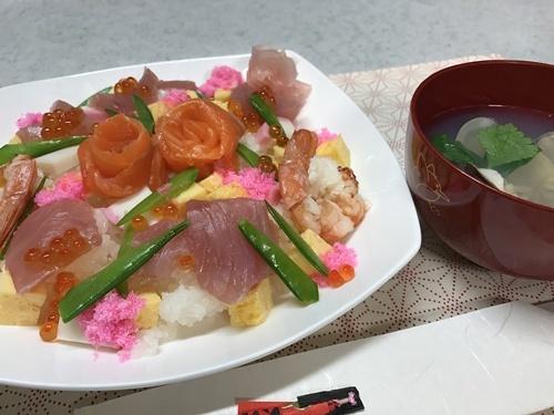 寿司吸い物