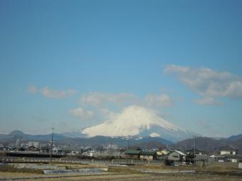 今日の富士山170211